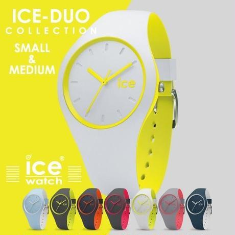 【腕時計】 アイスウォッチ ICE-DUO