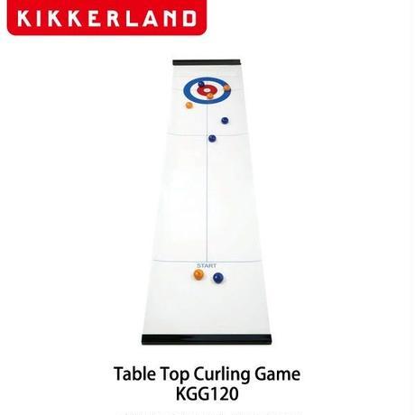 【テーブルトップゲーム】 キッカーランド テーブルトップ カーリング ゲーム KGG120