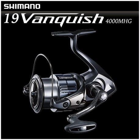 【スピニングリール】 シマノ 19 ヴァンキッシュ 4000MHG