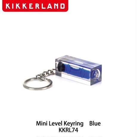 【キーホルダー】 キッカーランド ミニ レベル キーリング KKRL74
