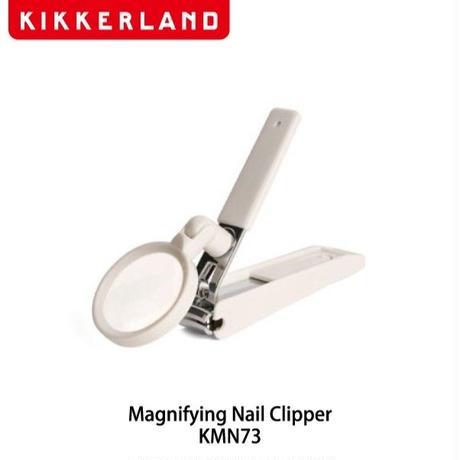【爪切り】 キッカーランド マグニファイング ネイル クリッパー KMN73