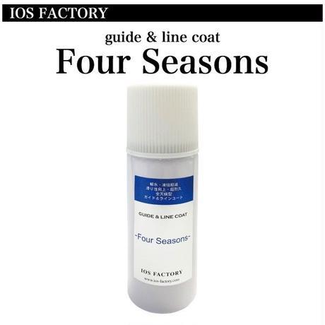 【 ラインコート 】 IOS ファクトリー Four Seasons