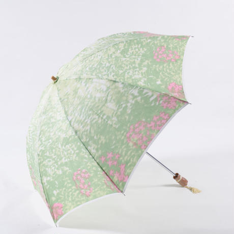 樹海/若葉 JUKAI/Green 折畳み日傘