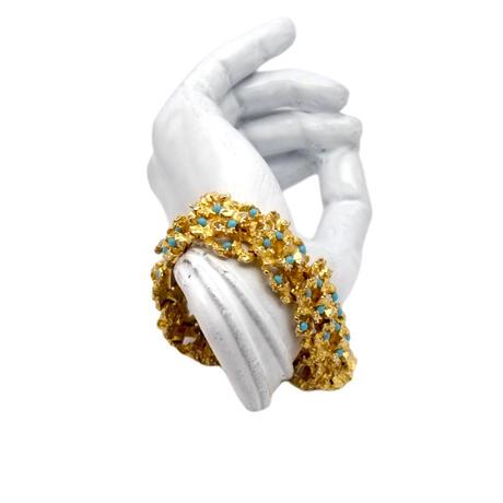 Turquoise Beads Bracelet(BL1074)
