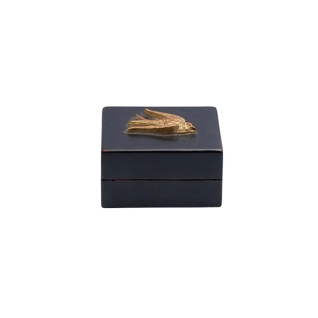 KANESEI ツバメのオーナメントの小箱