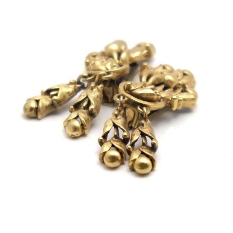 TORTOLANI Floral Earrings(ER1290)