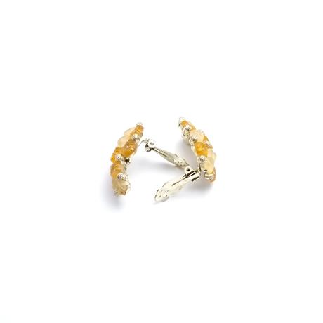 Frosted Glass Earrings(ER1072)