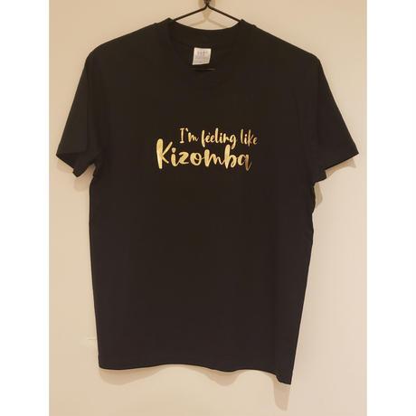 キゾンバT ノーマルTシャツ 兼用サイズのS(160cm)