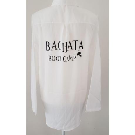 Bachata BOOTCAMP シャツ ladies