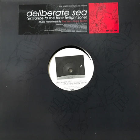 The Very Angry Sextet - Deliberate Sea (Entrance To The Tone Twilight Zone) [12] ⇨Organic Deep House