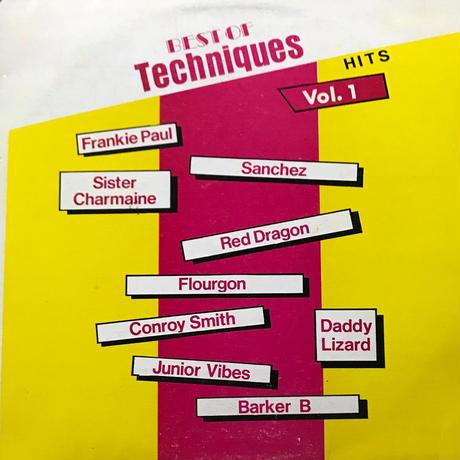 Various - Best Of Techniques Hits Vol. 1 [LP][Techniques]