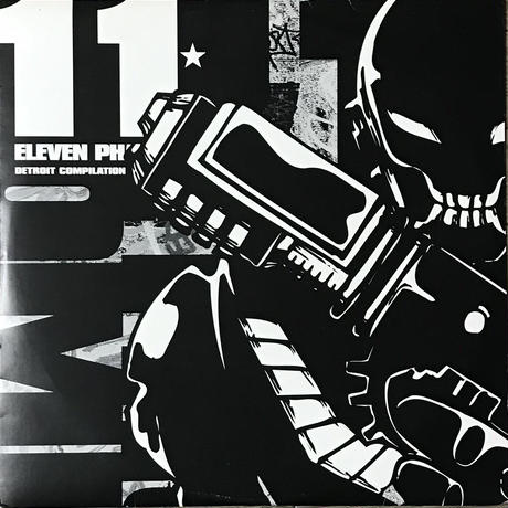 Various - Eleven Phases - Detroit Compilation [2LP][Sublime Records]