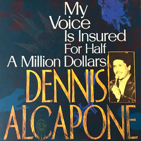 Dennis Alcapone - My Voice Is Insured For Half A Million Dollars [LP][Trojan Records]