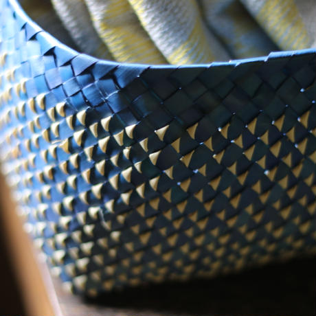 8mm Kottan Basket (Lサイズ)ブルー/Suno  &Morrison