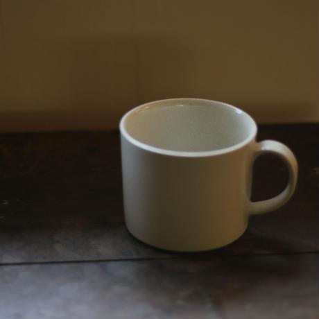 ブレンドカップ 白 /飯高幸作