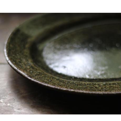 リムオーバル 中 緑/飯高幸作