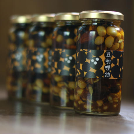 豆咖喱油 (豆カレー油)