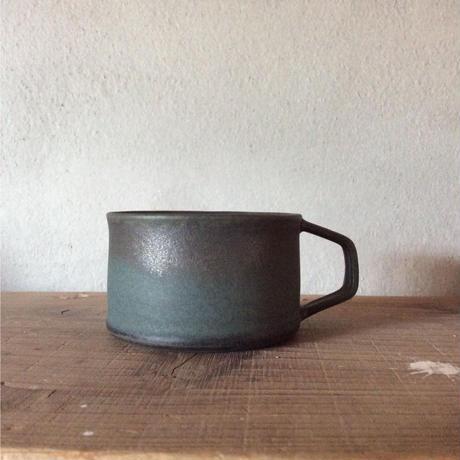 コバルト釉 マグ/平野日奈子