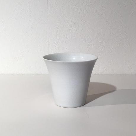 古白磁飲杯「作家 水野幸一」