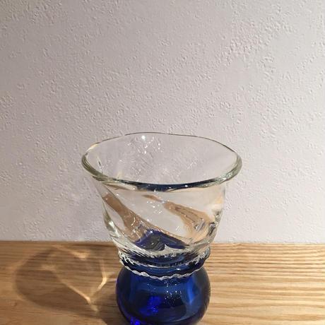 ぐいのみ(ブルー)「作家 村上恭一」No.12