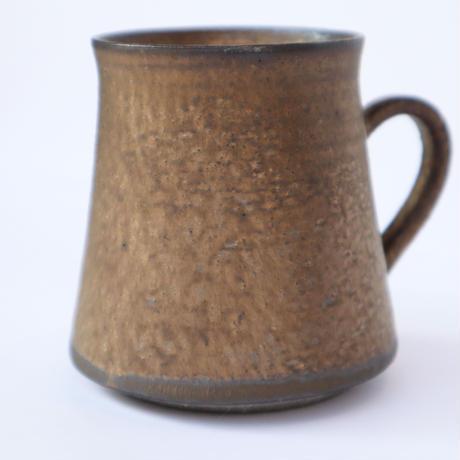 銅彩釉マグカップ(大)「作家 水野幸一」(MZ20-15)