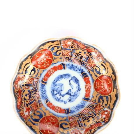 伊万里焼 錦手 3寸皿