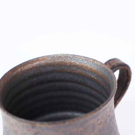銅彩釉マグカップ(小)「作家 水野幸一」(MZ20-16)