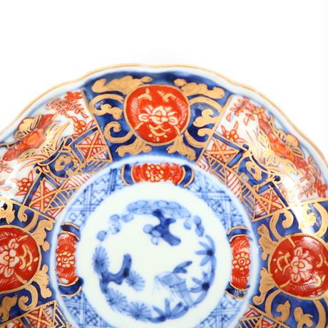 伊万里焼 錦手 4寸皿