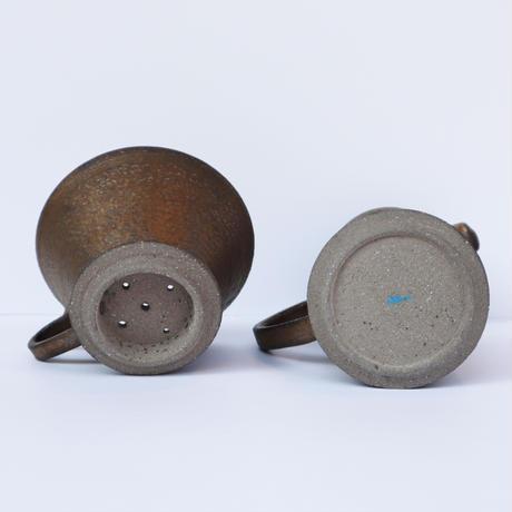 銅彩釉ドリッパー&サーバーセット「作家 水野幸一」(MZ20-17)