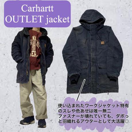 【Carhartt入り】アウトレット BOX(6着)数量限定