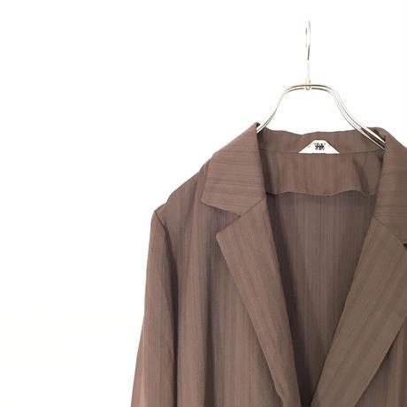 vintage over size shirt coat