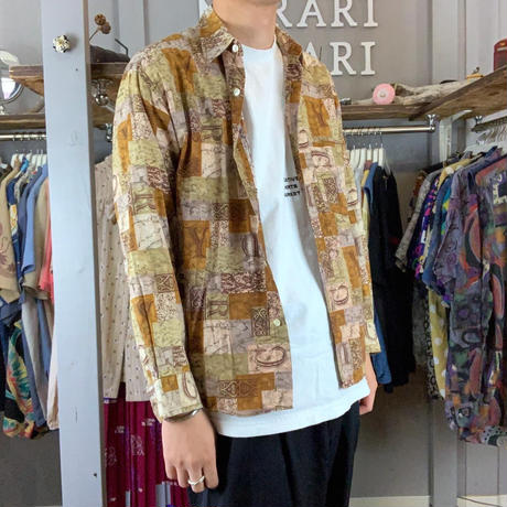 pattern shirt(768)