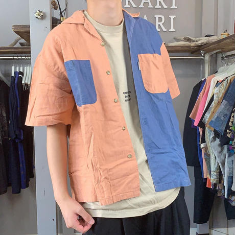 pattern shirt (764)