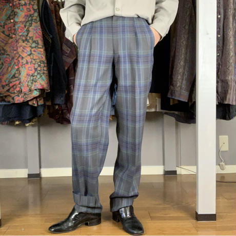 plaid  slacks (639)