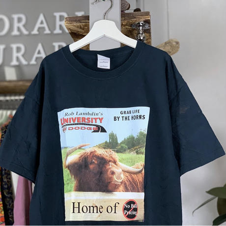 【sold out】animal T-shirt (678)