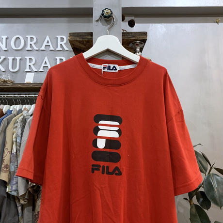 【sold out】FILA T-shirt(706)
