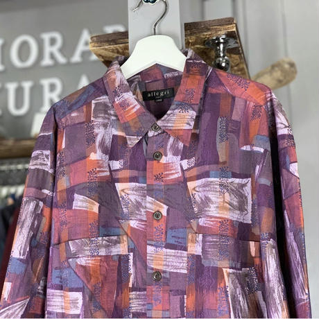 【sold out】design shirt (636)