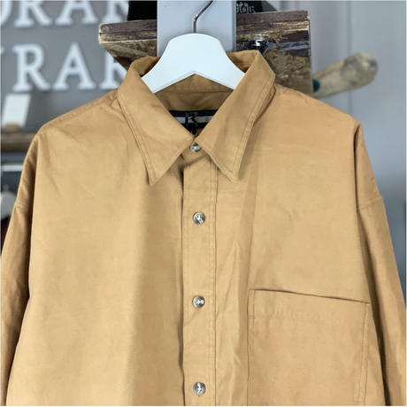 【sold out】simple shirt (622)