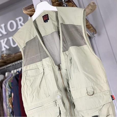 【sold out】fisherman vest (635)