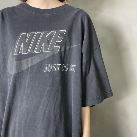 古着 NIKE ナイキ ロゴ プリント Tシャツ