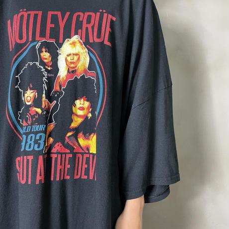 古着 MOTLEY CRUE モトリー・クルー バンド Tシャツ