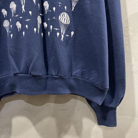 """""""parachute""""Front design sweat"""