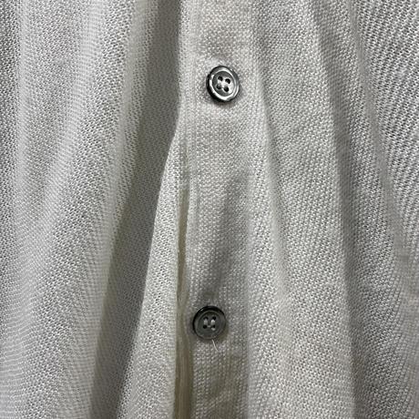 【LACOSTE】One point logo cardigan