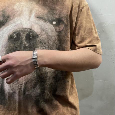 "●""Dog""Front design T-shirts"