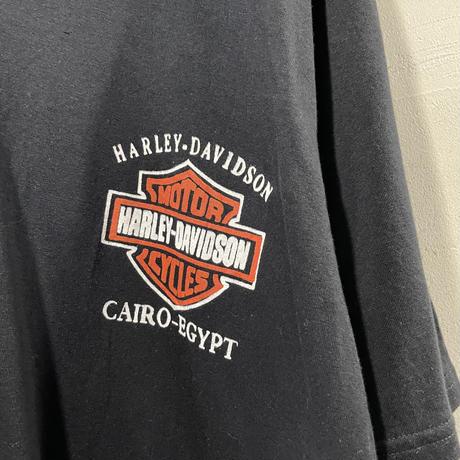 【HARLEY-DAVIDSON】back design T-shirts