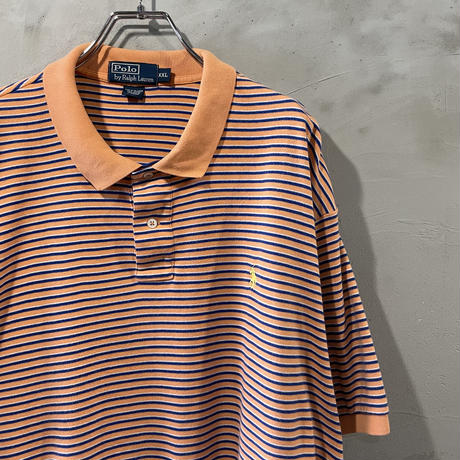 【POLO by RALPH LAUREN】front logo S/S-POLO-shirts