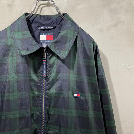【TOMMY HILFIGER】One point swing top
