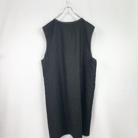 【Burberrys】Sleeveless long best