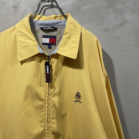 【TOMMY HILFIGER】One point logo swing top