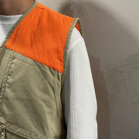 Two-tone Hunting vest